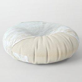 Mellow Waves Floor Pillow