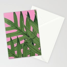 PINK JUNGLE Stationery Cards