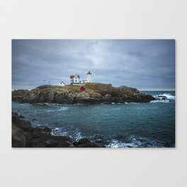 Ghosts on the Horizon Canvas Print