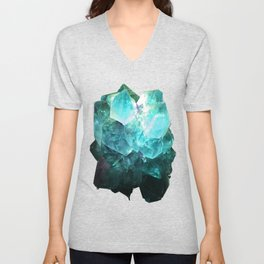 My Magic Crystal Story Unisex V-Neck