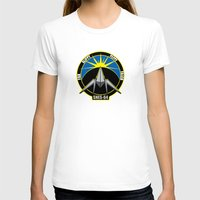 starfox T-shirts featuring The Lylat Space Academy by John Medbury (LAZY J Studios)