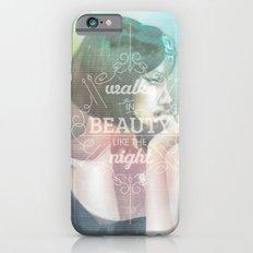Walks in Beauty iPhone 6s Slim Case