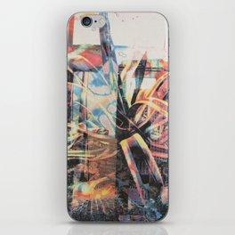 Ghost Cactus iPhone Skin
