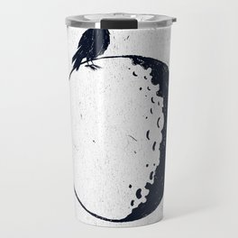 BRIGHT SIDE OF THE MOON Travel Mug