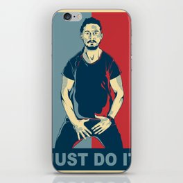 Shia Labeouf - Just do it iPhone Skin