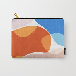 Modern minimal forms 36 Carry-All Pouch