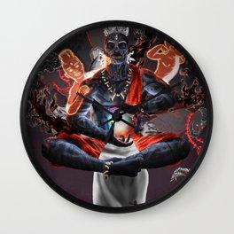 Exu Wall Clock