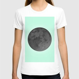 BLACK MOON + TEAL SKY T-shirt
