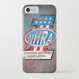 NHRA iPhone Case