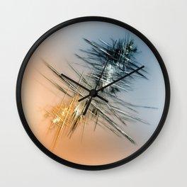 Gottesanbeterin Wall Clock