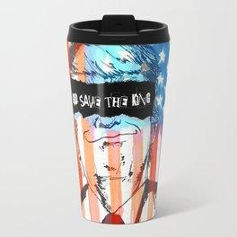 god save the king Travel Mug