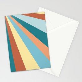 Matte Sunburst - Neutrals Stationery Cards
