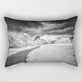 Path Rectangular Pillow