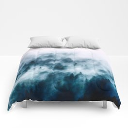 Out Of The Darkness - Nature Photography Comforters