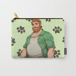 Dream Daddy: Brian Harding Carry-All Pouch