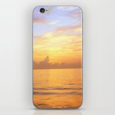 Sunrise on Vero Beach iPhone & iPod Skin