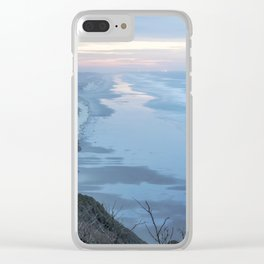 Transient Impressions Clear iPhone Case