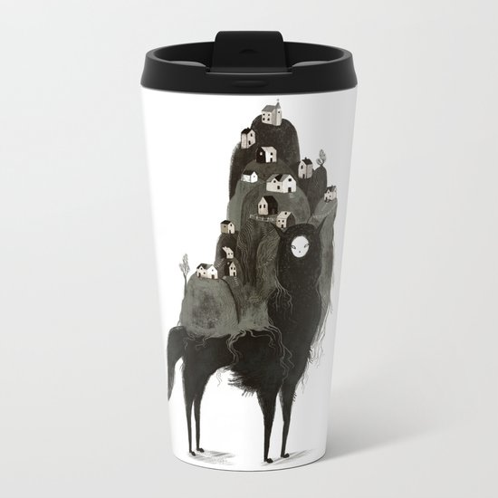The Guardian Metal Travel Mug