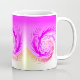 Feather Duster Coffee Mug