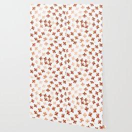 Autumn Fleur-Di-Lis Wallpaper