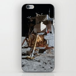 Apollo 14 - Lunar Module iPhone Skin