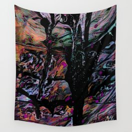Drip Wall Tapestry