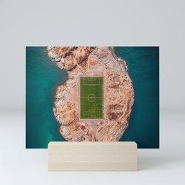 World's Most Spectacular Football Stadium Mini Art Print