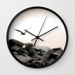 Life of Plenty, Pelican, Oregon Wall Clock