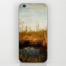 Wander in Nature iPhone & iPod Skin