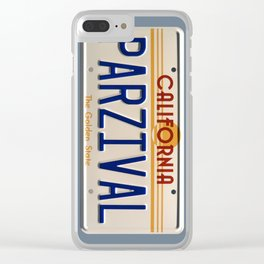 Parzival Clear iPhone Case