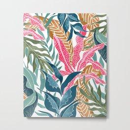Botanicalia Metal Print
