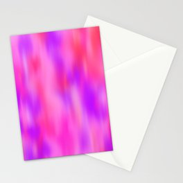 Bursts of Pink Stationery Cards