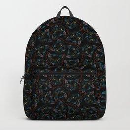 Black Cat Spell Backpack