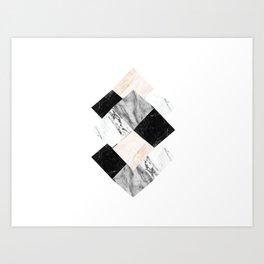 Texture Me Art Print