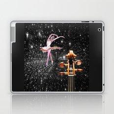 Violin and Ballet Dancer number 1 Laptop & iPad Skin