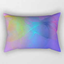 Power and positive energy, 23 Rectangular Pillow