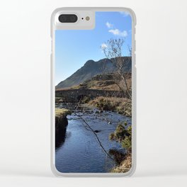 countess beck wastwater Clear iPhone Case