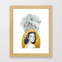 Maria Felix Framed Art Print