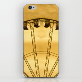Carnival Cryptography iPhone Skin