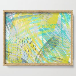 Abstract 181 Serving Tray
