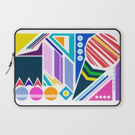 Geo Splash Laptop Sleeve