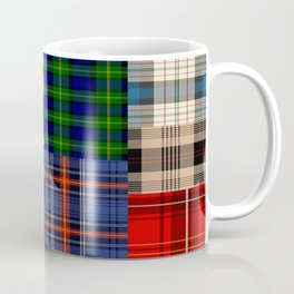 Crazy Plaid #2 Coffee Mug