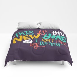 New Year Comforters