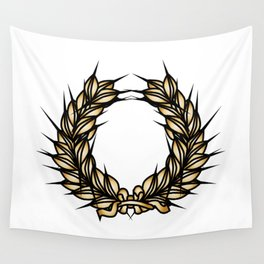 Grown Of Thorns Wall Tapestry