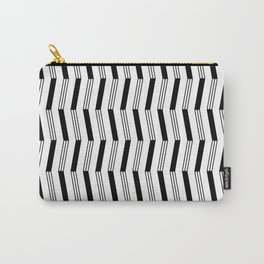 Art Deco Piano Keys Session Carry-All Pouch