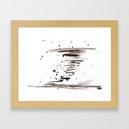 destro Framed Art Print