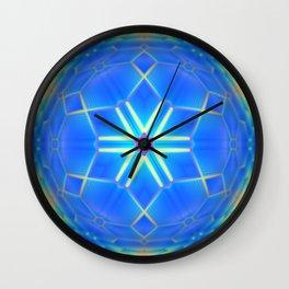 Star Core - Nuclear Reactor Wall Clock