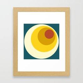 Anumati Framed Art Print