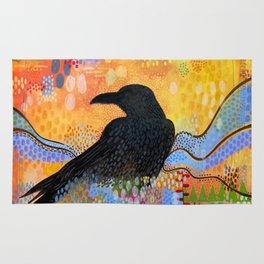 Summer Raven 2 Rug