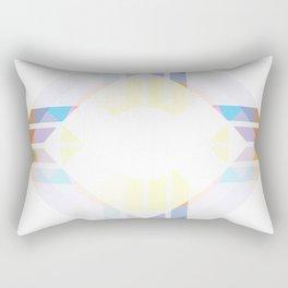 Retro Rocket 45 Rectangular Pillow